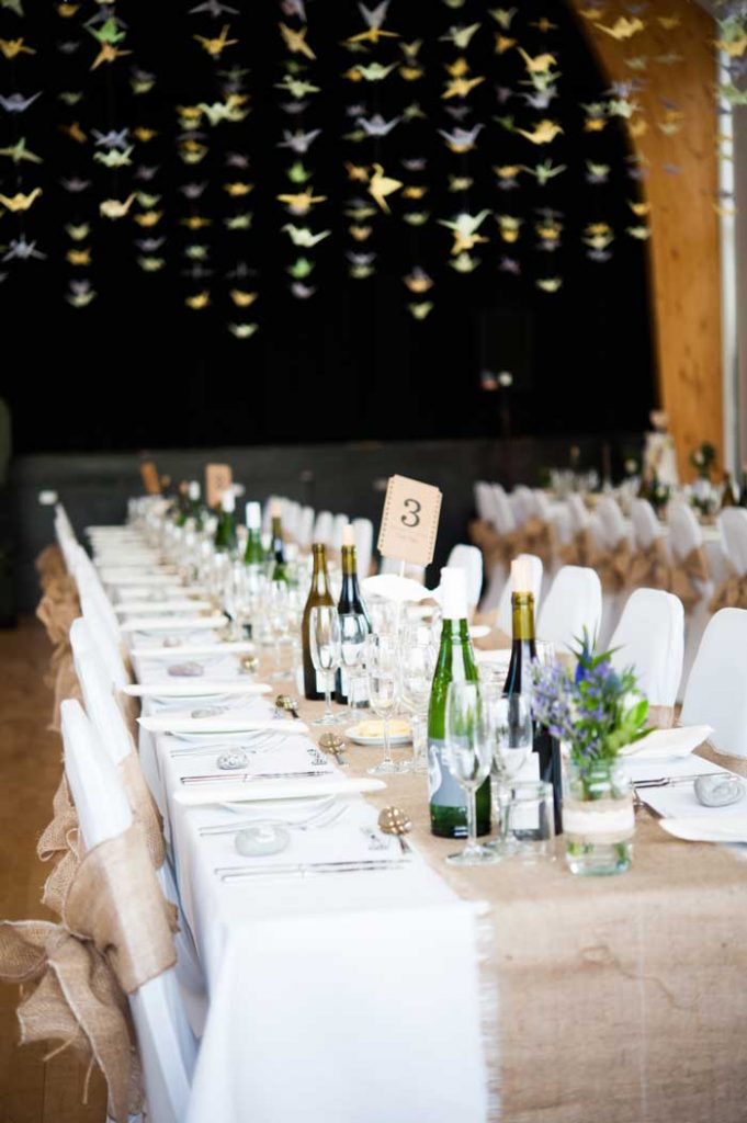 Isle of Coll wedding at An Cridhe